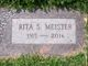 Rita Sara <I>Walbert</I> Meister