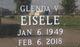 Profile photo:  Glenda Vivian Eisele