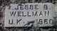 Jesse Bartlett Wellman