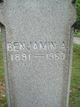 Benjamin Alexander Cotton