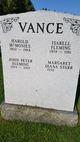 Margaret Diana <I>Starr</I> Vance