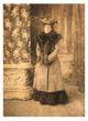 """Louise Anna """"Louisianna"""" <I>Alford</I> Cummings"""
