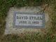 David Stiles
