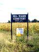 Bell-Walker Cemetery