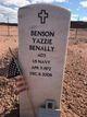 Benson Yazzie Benally