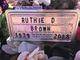 Ruthie D Brown