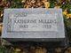 Katherine <I>Carroll</I> Mullins