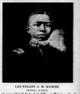 Profile photo: LT Alfred Malcolm Booker