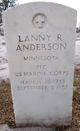 Profile photo:  Lanny Roy Anderson