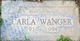 Carla Velma <I>Caldwell</I> Wanger