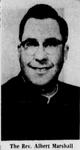 Rev Albert Wayne Marshall
