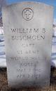 Profile photo:  William B Buschgen