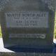 Myrtle <I>Bower</I> Agee