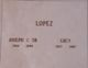 """Maria Luz """"Lucy"""" <I>Garcia</I> Lopez"""