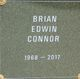 Profile photo:  Brian Edwin Connor