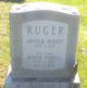 Profile photo:  Bessie <I>Powell</I> Ruger