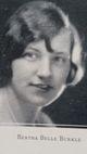 Profile photo:  Bertha Belle <I>Burkle</I> Hartsell
