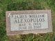 James William Alexopulos