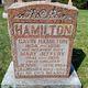 """Mary Jane """"Jennie"""" Hamilton"""