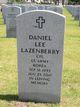 Profile photo:  Daniel Lee Lazenberry, Sr