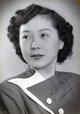 """Profile photo:  Katherine Shoko """"Kay"""" <I>Kaneko</I> Johnson"""