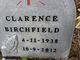 Clarence Birchfield