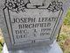 Joseph Lafate Birchfield
