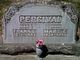 Mary Etta <I>Herrold</I> Percival