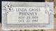 Profile photo:  Linda <I>Gross</I> Phinney