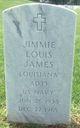 Profile photo:  Jimmie Louis James