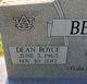 Dean Royce Berry