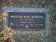 Preston Ross Morton