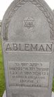 Profile photo:  Jacob J. Ableman