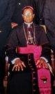 Profile photo: Rev Bruce Edward Greening