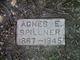 Agnes Alice <I>Erhardt</I> Spillner
