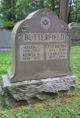 Elizabeth <I>Chatterton</I> Butterfield