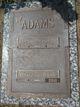 Alicia <I>Delgado</I> Adams