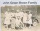 John Green Brown