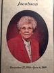 "Profile photo:  Doris Evelyn ""Auntie Dori"" Jacobson"