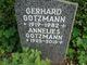 Gerhard Gotzmann