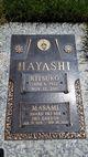 """Ritsuko """"Ritsie"""" <I>Fujii</I> Hayashi"""