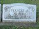 Profile photo:  Frances May <I>Rosenkrans</I> Armlin