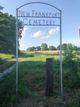 New Frankfort Cemetery
