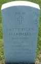 Patty Ellen Marshall
