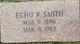 Echo R Smith