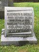 Profile photo:  Elizabeth B. Sheble