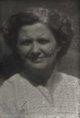 Profile photo:  Bessie E <I>York</I> Burgess