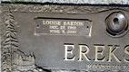 Louise <I>Barton</I> Erekson