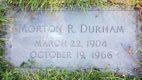 """Morton Richards """"Arton"""" Durham"""
