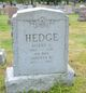 Profile photo:  Harry G. Hedge